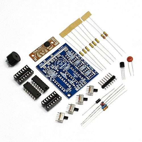 Gikfun 16 Music Box 16 Sound Box Electronic Production DIY Kits 16-tone Box for Arduino EK1724