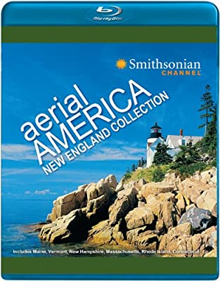 Amazon com: Smithsonian Channel: Aerial America: New England