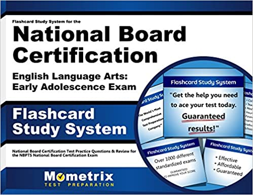 Flashcard Study System for the National Board Certification English ...