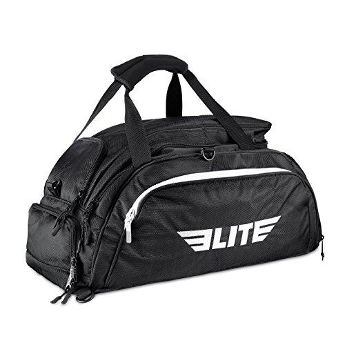 023d34de5828 Elite Sports Warrior Series Boxing MMA BJJ Gear Gym Duffel Backpack Bag ( Large)