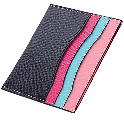 Business Card Holder Womens Credit Card Holder RFID Women's Card Case Wallets (Womens Card Case)