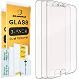 Electronics : [3-PACK]-Mr Shield For iPhone 6 Plus / iPhone 6S Plus [Tempered Glass] Screen Protector with Lifetime Replacement Warranty