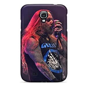 Samsung Galaxy S4 FOc7596tWKo Support Personal Customs High-definition Coal Chamber Band Pictures Protector Hard Cell-phone Case -JohnPrimeauMaurice