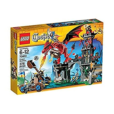 Lego, Castle, Dragon Mountain (70403): Toys & Games