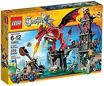 Lego, Castle, Dragon Mountain (70403)