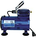Paasche D500 1/5 HP Oilless Piston Compressor with Auto Shutoff