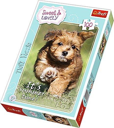 Trefl Sweet & Lovely Summer Time Puzzle (100 Pieces)