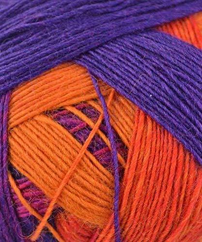 Zauberball - #1536 Royalty - Xxl Trekking Yarn Sock
