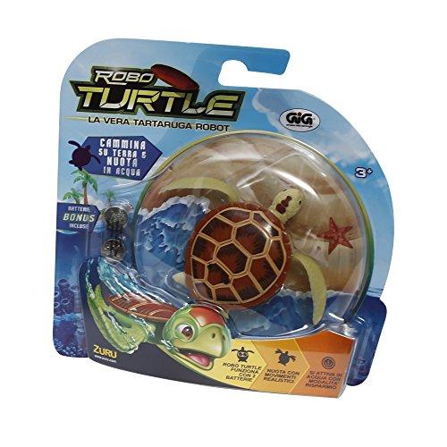 Giochi preziosi roboturtles tartaruga colori assortiti for Tartaruga prezzo