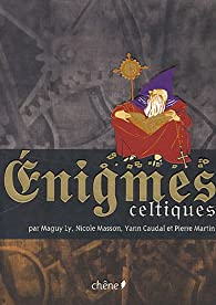 Book's Cover ofEnigmes celtiques