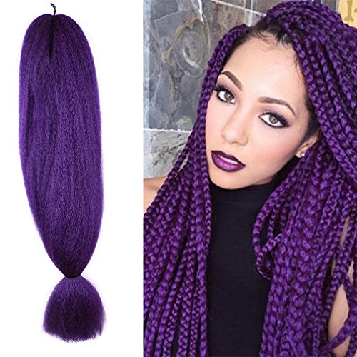 Braiding kanekalon Synthetic Extensions x pression product image
