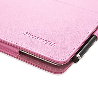 Snugg Smart Cover with Flip Stand for Apple iPad 3 And 4, Baby Blue Leather by Snugg