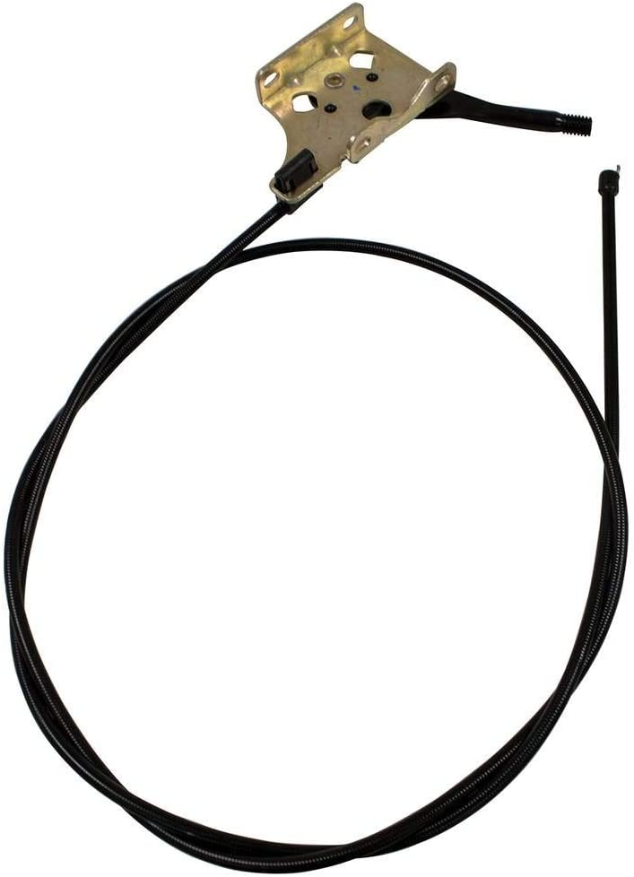 Stens 290-330 Throttle Control Cable, Black