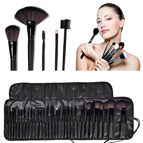 32 piece makeup brush set - 3