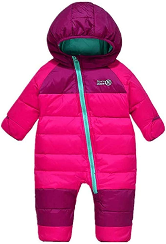 Amazon.com: Digirlsor - Mono de bebé con capucha para bebé ...