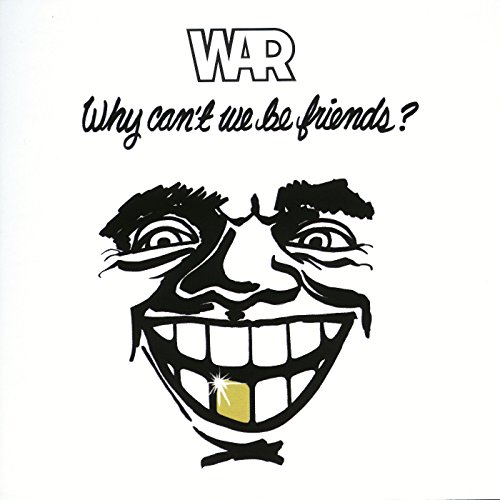 Why Can't We Be Friends: War: Amazon.es: CDs y vinilos}