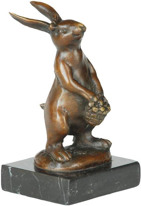 Personaje bronce león escultura de bronce base de mármol personaje Lion escultura Antik-estilo