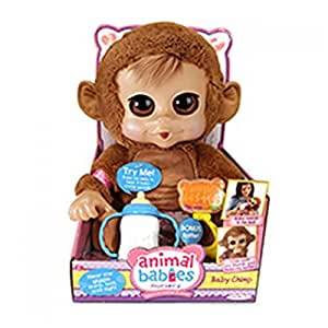 Amazon.es: Animal Baby - Mascota electrónica, 35 cm