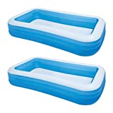 Intex Swim Center 72in x 120in Rectangular