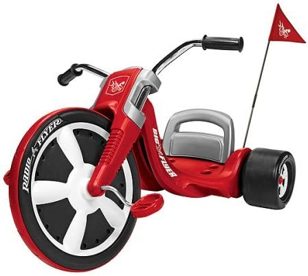 B000NVBEA6 Radio Flyer Big Flyer (Discontinued by manufacturer) 510Kg3zcl1L.