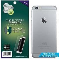 Película Premium Hprime Blindada Iphone 6 / 6s Verso - Cobre Toda Traseira