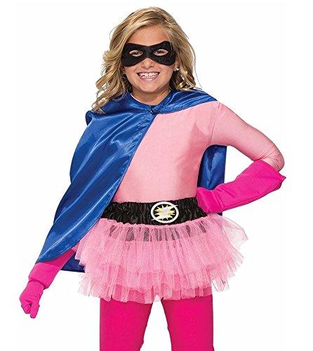 Forum Novelties Child Hero Tutu Costume, (Pink Supergirl Tutu Dress Girls Costumes)