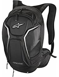Alpinestars 6107115-12 Black/White 6.5/9.5/5.75 Tech Aero Backpack