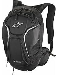 Alpinestars 6107115-12 Black/White 6.5/9.5/5.75 Tech Aero Backpack