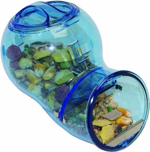 Kaytee Critter Trail Food Dispenser (Hamster Cages Super Pet)