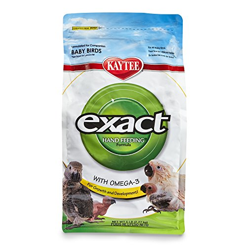 Kaytee Exact Hand Feeding for Baby Birds, 5 lb bag by Kaytee