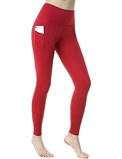 aba0364d96 TSLA Yoga Pants High-Waist Tummy Control w Hidden Pocket FYP74   FYP52    FYP54