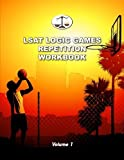 LSAT Logic Games Repetition Workbook, Volume 1: All 80 Analytical Reasoning Problem Sets from PrepTests 1-20, Each Presented Three Times (Cambridge LSAT) by Morley Tatro (2011-07-02)