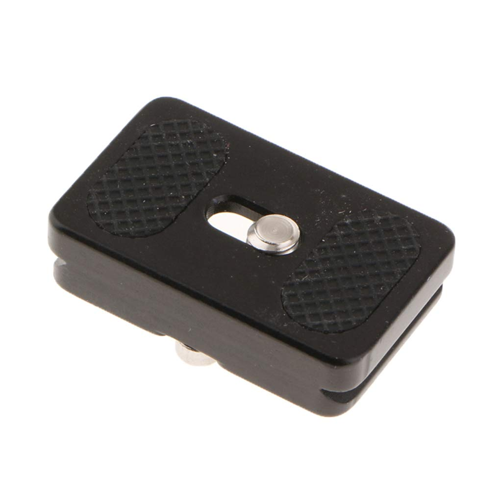 Monopod Ball Head Quick Release QR Plate Arca Swiss PU-25 Compatible with Standard 39mm AS Interface