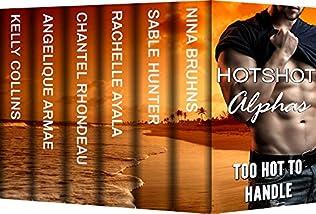 book cover of Hotshot Alphas