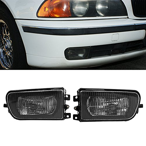 Direct Fit BMW E39 5-Series 97-00 OE Style Fog Lamp 528i 540i Z3 95-02 Roadster (Lamp Series Fog)