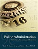 img - for Police Administration: Structures, Processes, and Behavior (9th Edition) book / textbook / text book