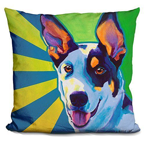 "LiLiPi"" Oakey Decorative Accent Throw Pillow for sale  Delivered anywhere in USA"