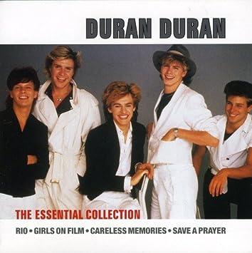 Amazon | Essential Collection | Duran Duran | 輸入盤 | 音楽