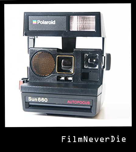 Polaroid Autofocus 660 Land Camera