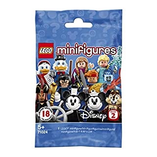 LEGO Disney Series 2 Sealed Box Case of 60 Minifigures 71024