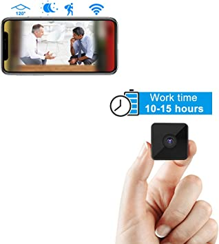 Room Security Camera Home House Mini Wireless Nanny Backup