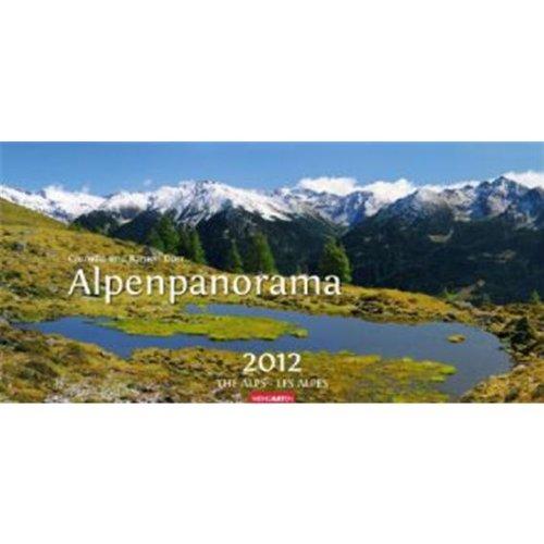 Alpenpanorama 2012 / The Alps / Les Alpes