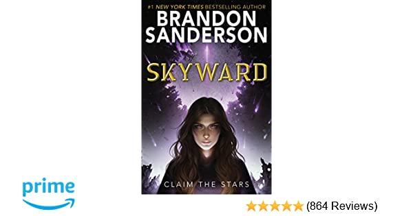 Amazon com: Skyward (9780399555770): Brandon Sanderson: Books