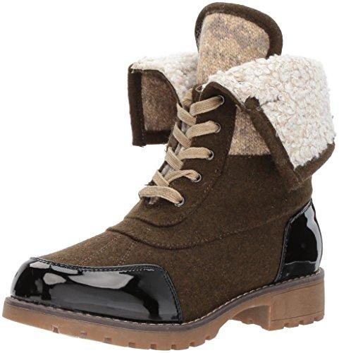 Muk Luks Kvinna Jandon Mode Boot Green