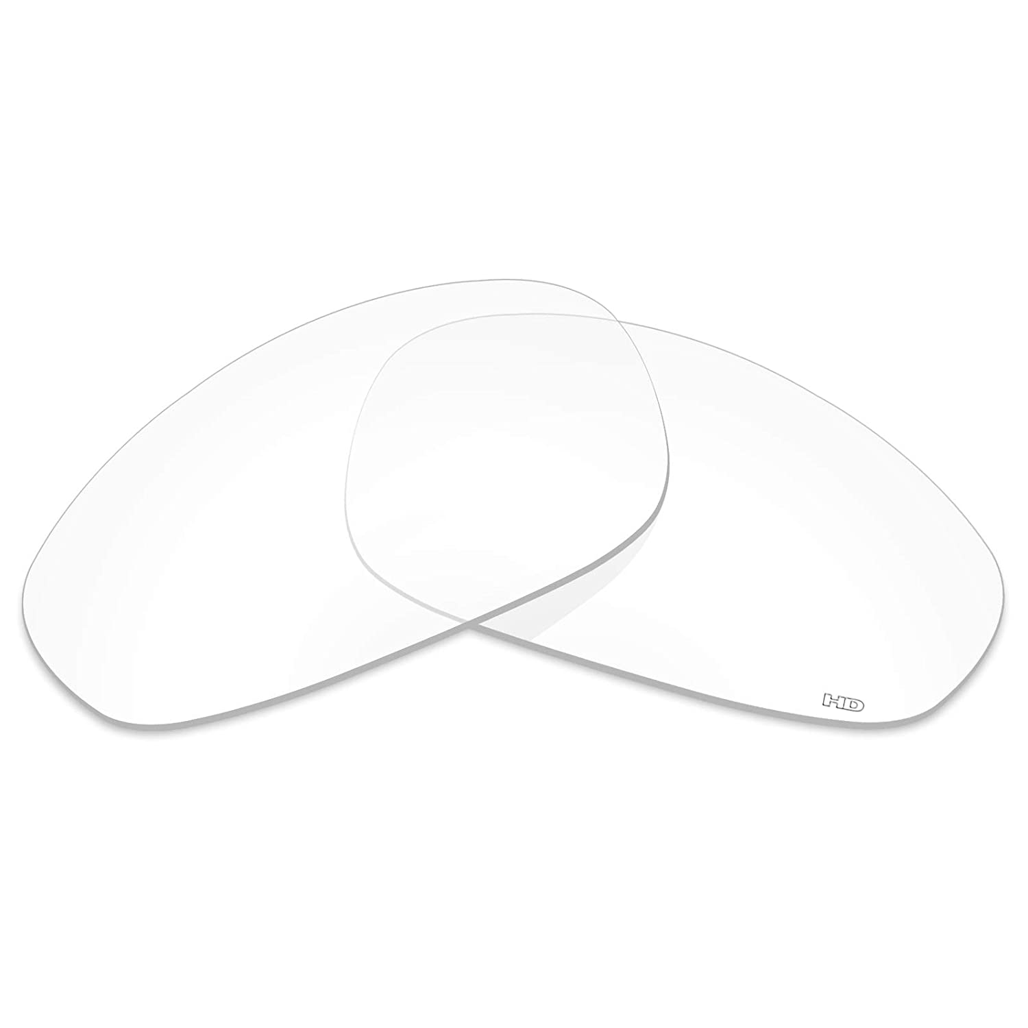 3ebde6fa8 Amazon.com: Mryok+ Polarized Replacement Lenses for Oakley Juliet - HD Clear:  Clothing