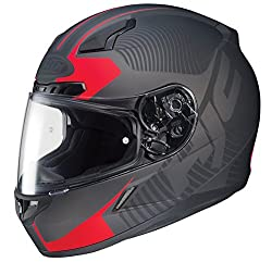 HJC CL-17 Mission Full-Face Motorcycle Helmet