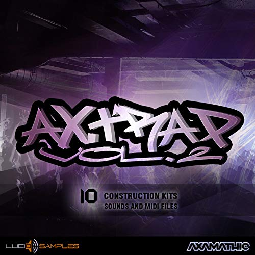 Amazon com: AX Trap Vol  2 - Samples Kits for Production Trap Music