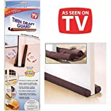 Amazon Price History for:Twin Draft Guard - Energy Saving Under Door Draft Stopper