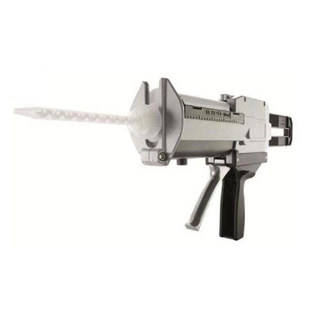 Mixpac DM400-04 Manual Adhesive Dispenser, 400ml, 4:1 mix ratio