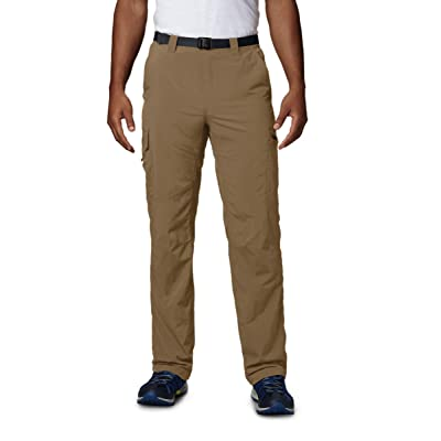.com : Columbia Men's Silver Ridge Cargo Pants, Moisture Wicking, Sun Protection : Clothing